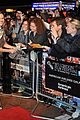 hilary swank conviction premiere in london 12