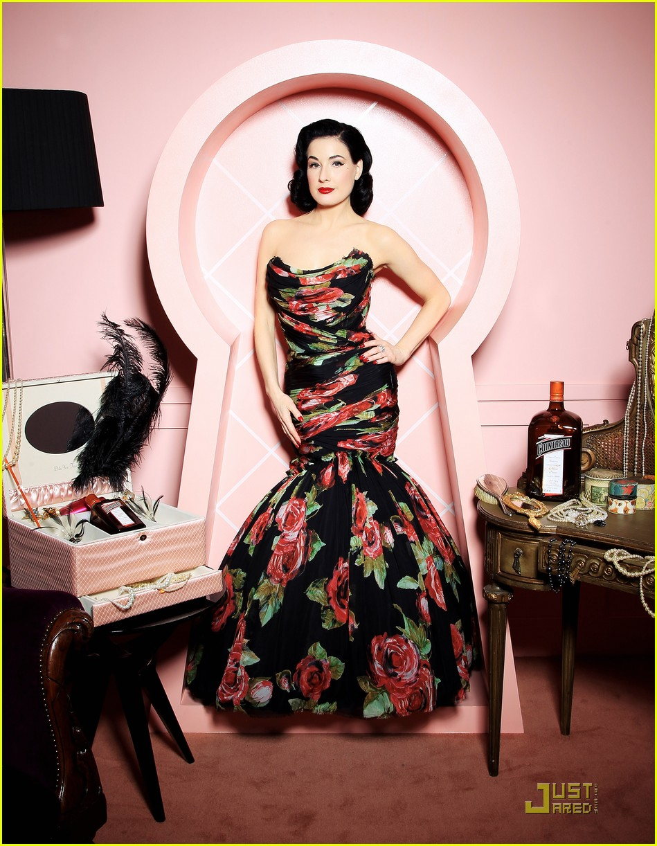 dita von teese gets private cointreau 072489172