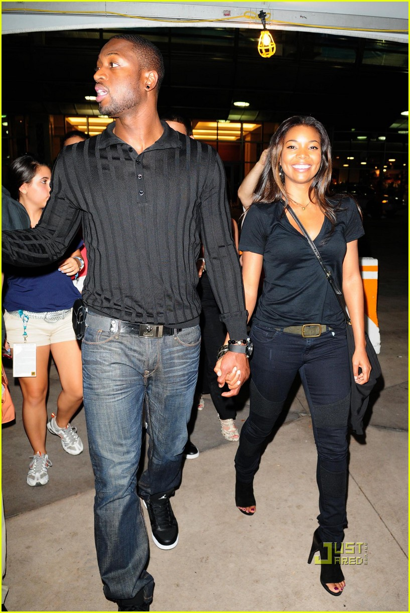 dwyane wade gabrielle union football fanatics 062486562