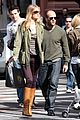 rosie huntington whiteley jason statham noho shopping spree 04
