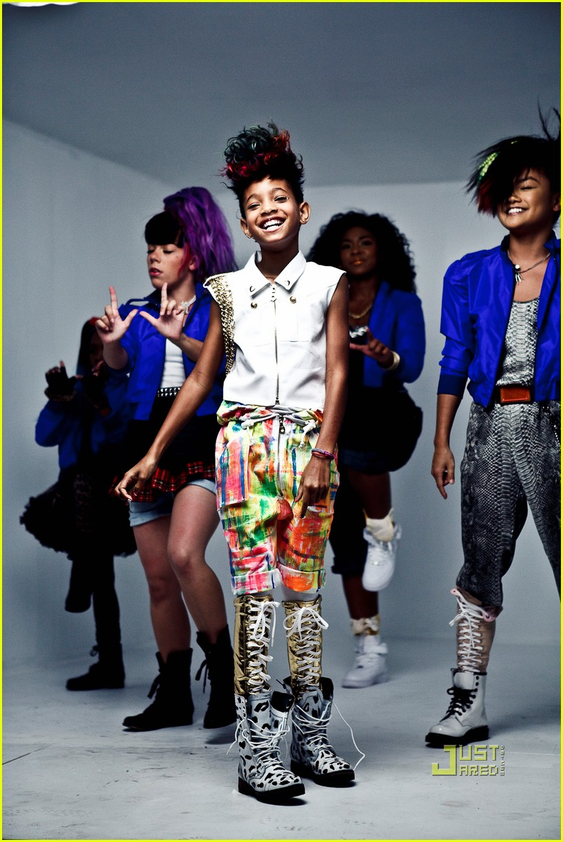 Willow Smith Whip My Hair Premieres Tonight Photo