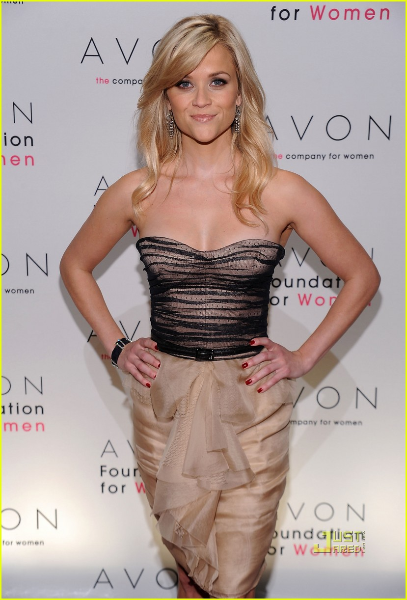 reese witherspoon avon foundation for women gala 062490576