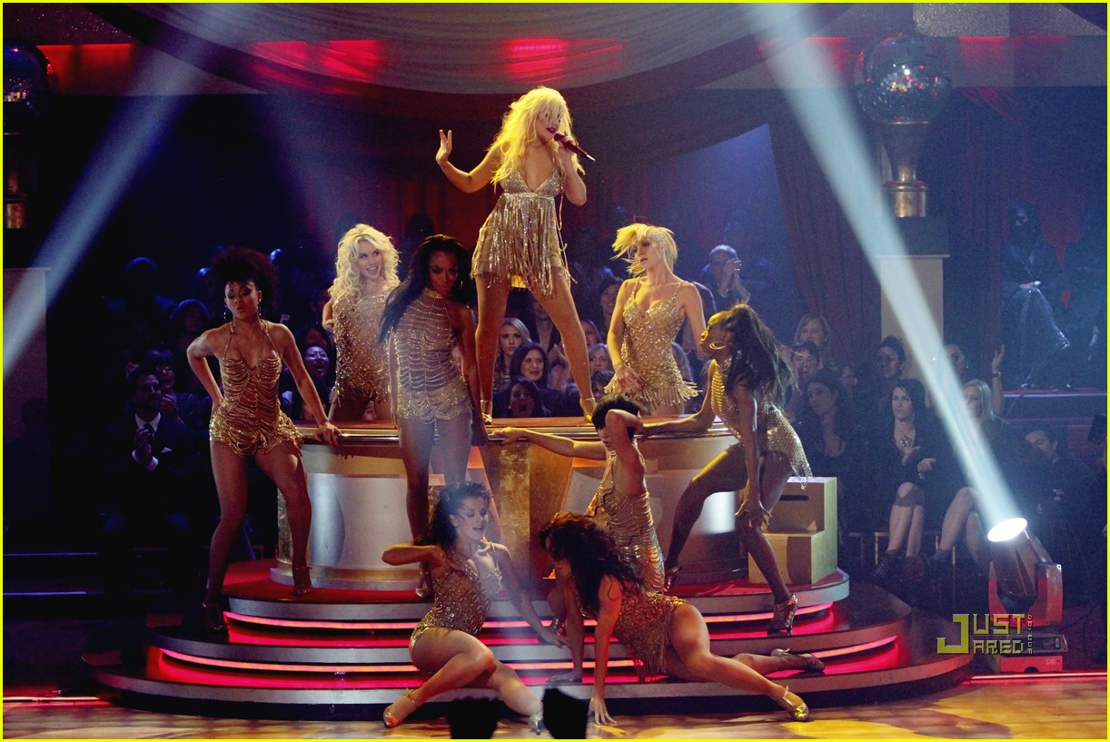 christina aguilera dancing with the stars 04