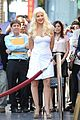 christina aguilera walk of fame star 13
