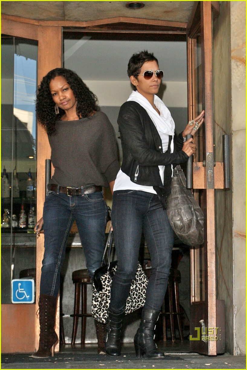 Full Sized Photo of halle berry garcelle beauvais lunch 06 | Photo 2494873 | Just Jared Halle Berry