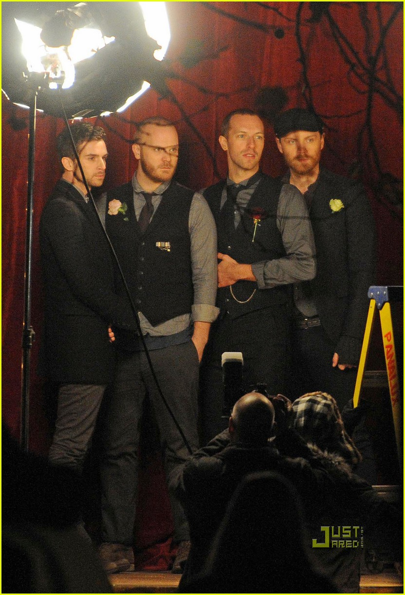 coldplay christmas lights video preview 122498761