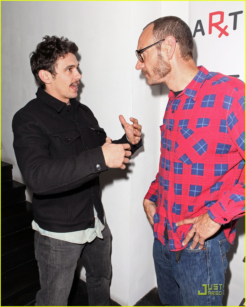 james franco rxart anniversary 102496037