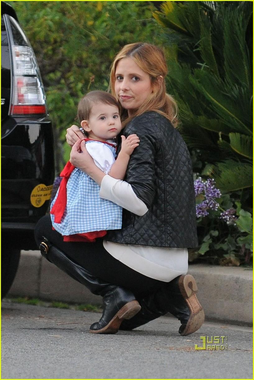 Sarah Michelle Gellar gave birth to a boy