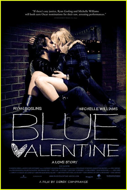 michelle williams ryan gosling blue valentine poster 012494469