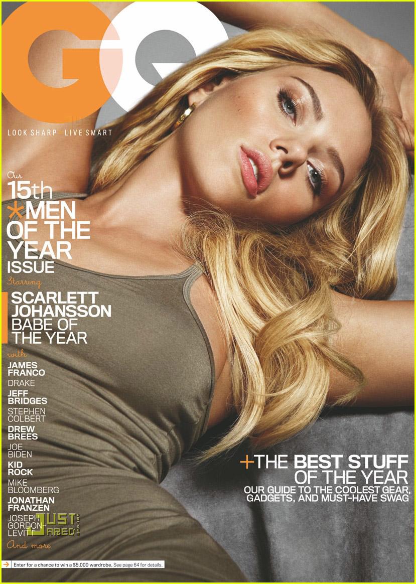 z scarlett johansson gq cover december 2010
