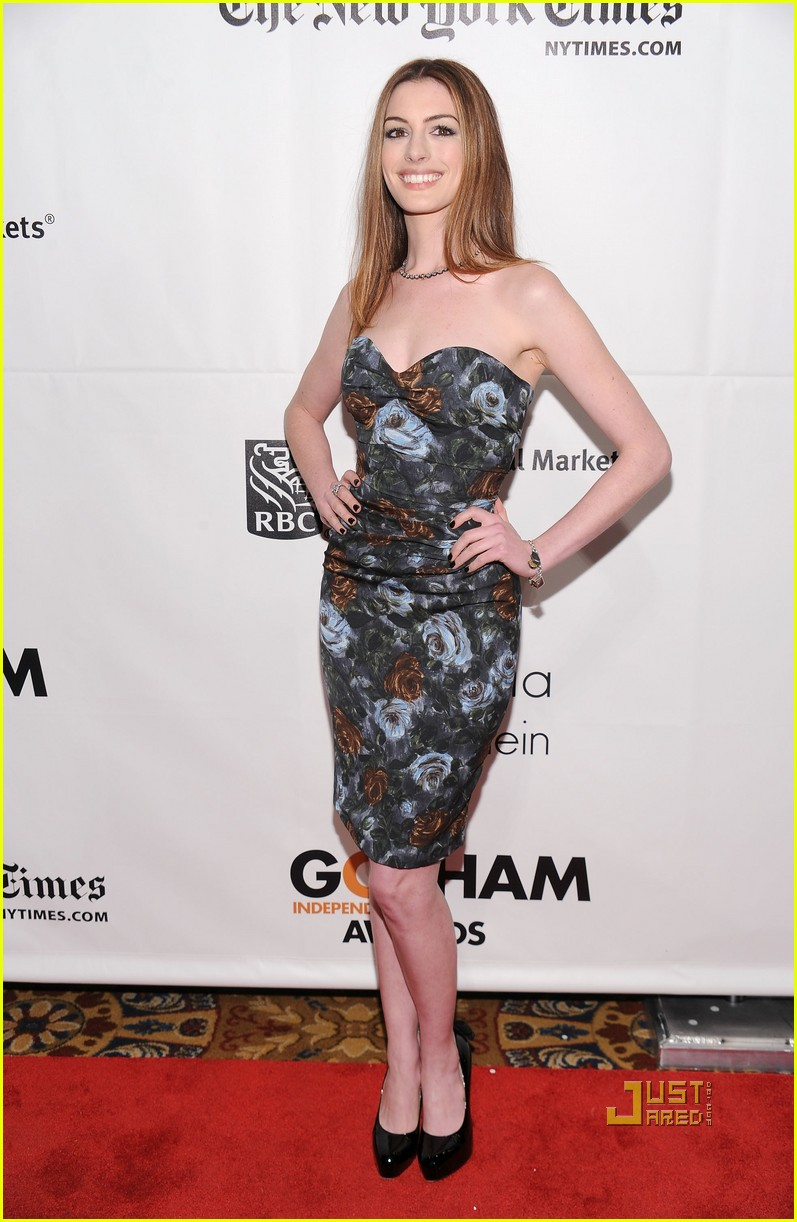 anne hathaway gotham independent film awards 032499546