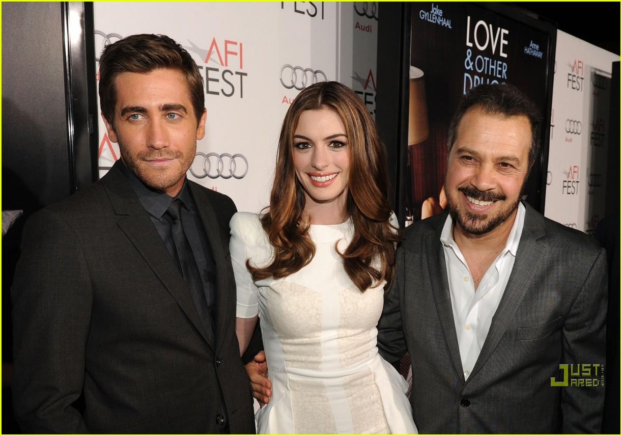 gyllenhaal and Anne hathaway jake