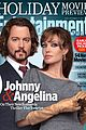 angelina jolie johnny depp cover ew 01