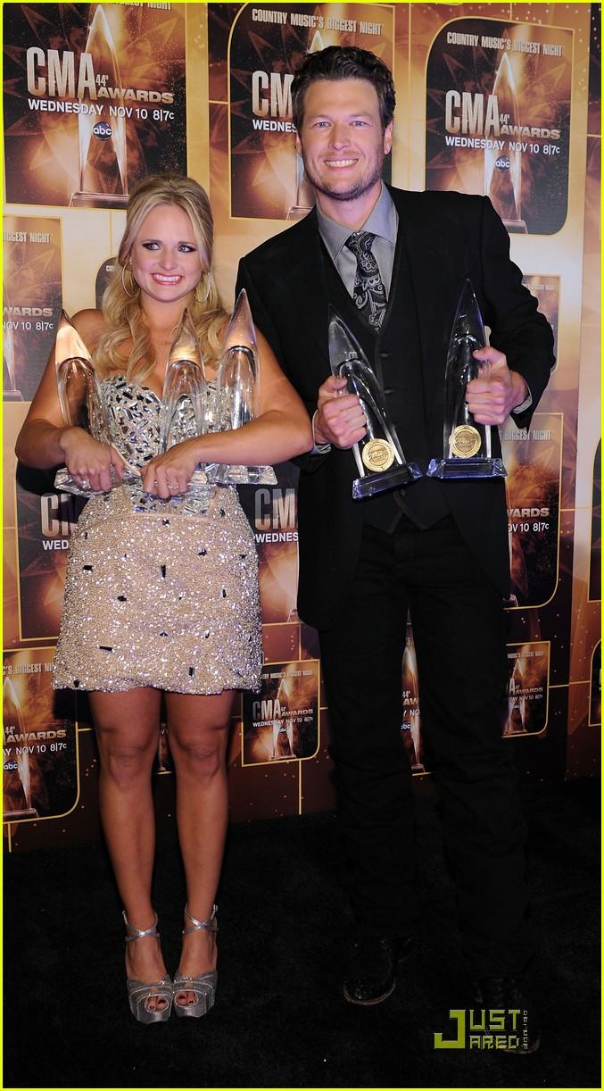 miranda lambert lady antebellum cma award winners 282494690