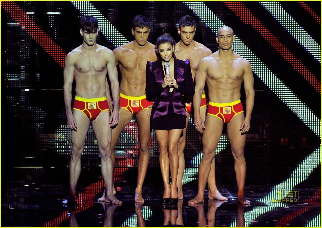 eva longoria underwear models 05