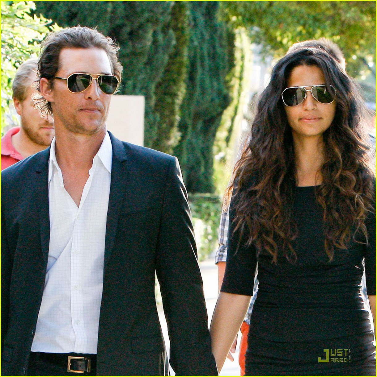 matthew mcconaughey camila alves birthday 09