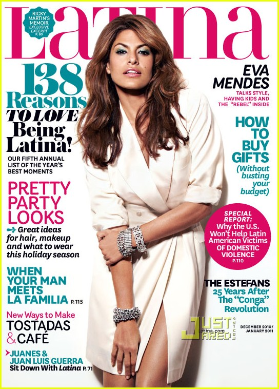 eva mendes december latina magazine 01