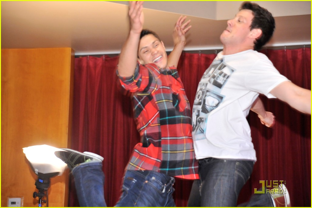cory monteith bowling 102499487