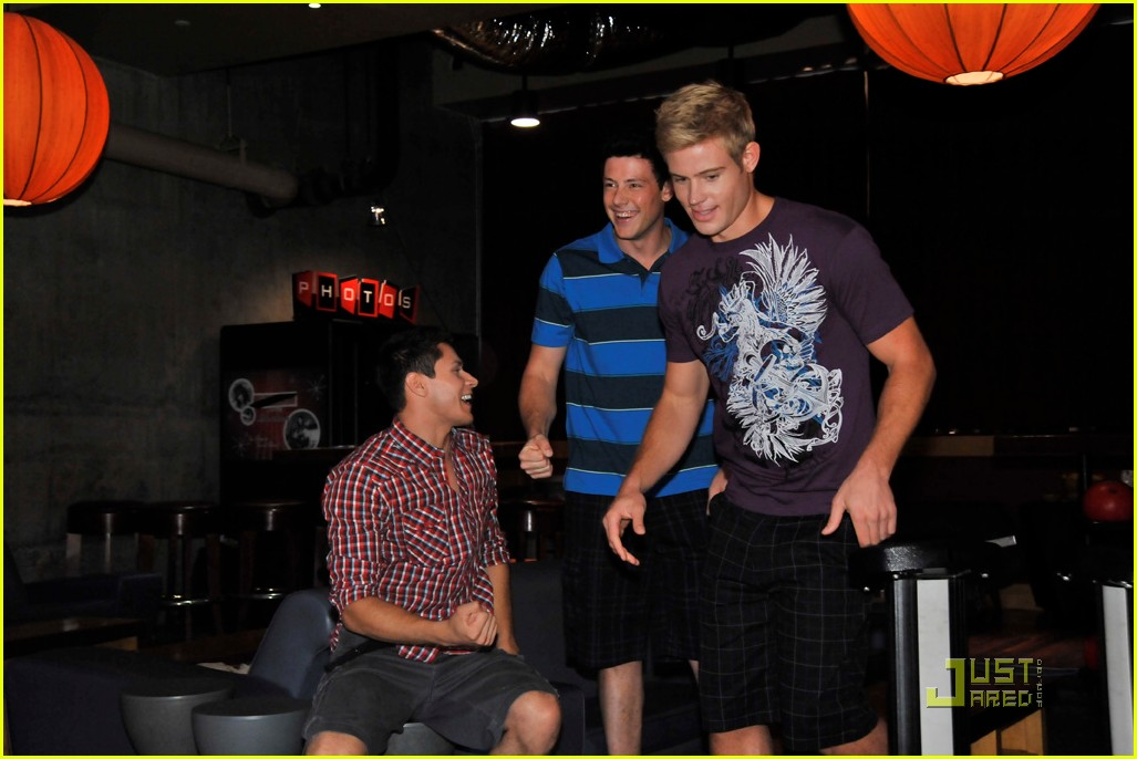 cory monteith bowling 172499494