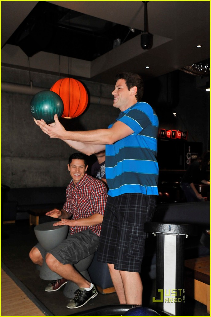 cory monteith bowling 19