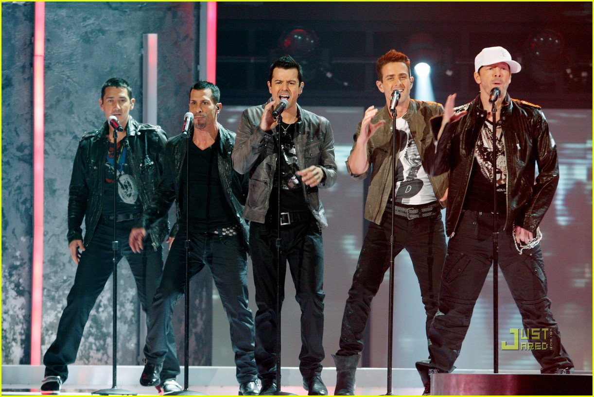 American Music Awards New Kids On The Block