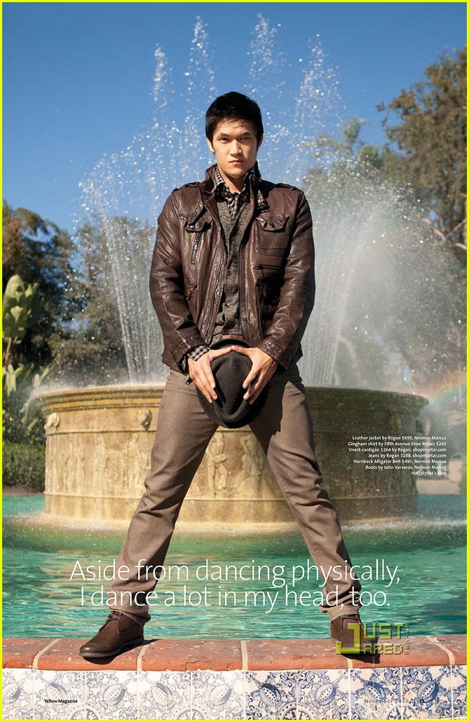 harry shum jr yellow magazine 02