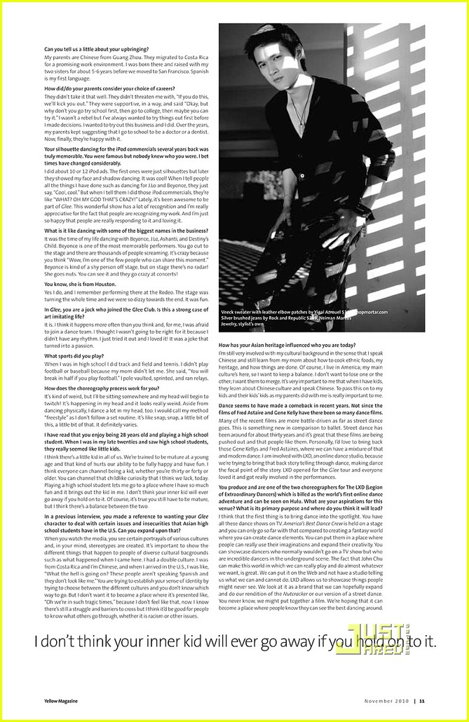 harry shum jr yellow magazine 05