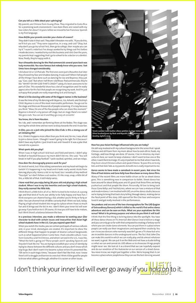 harry shum jr yellow magazine 05