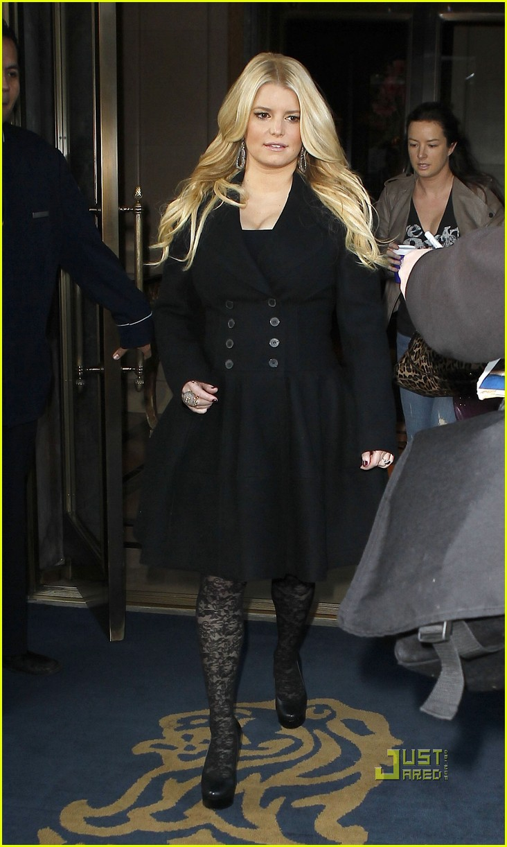 jessica simpson regis kelly 03