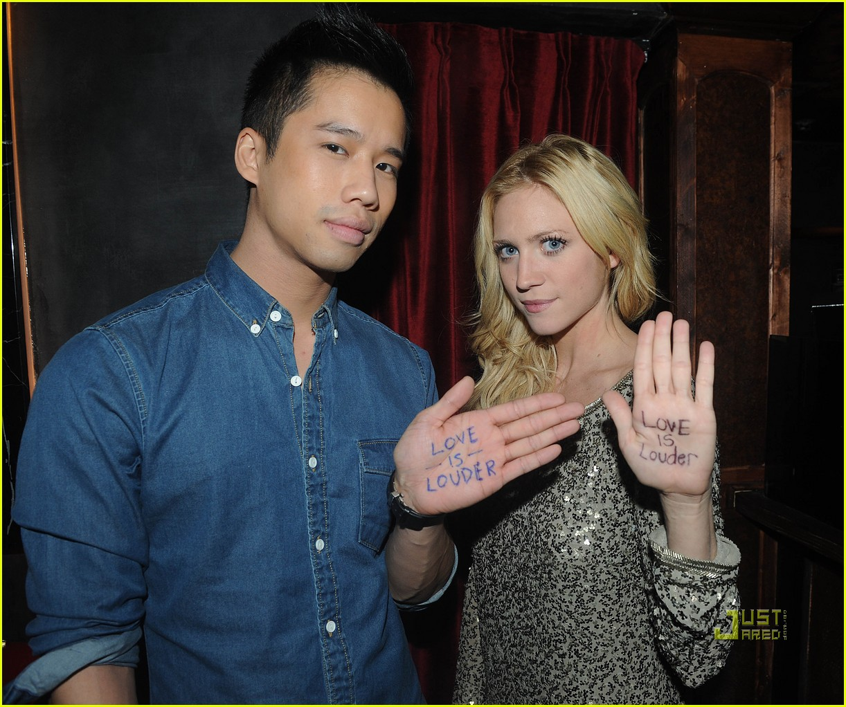 brittany snow love is louder 042493702