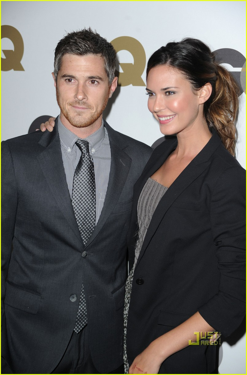 dave annable odette yustman gq men of the year 022496645