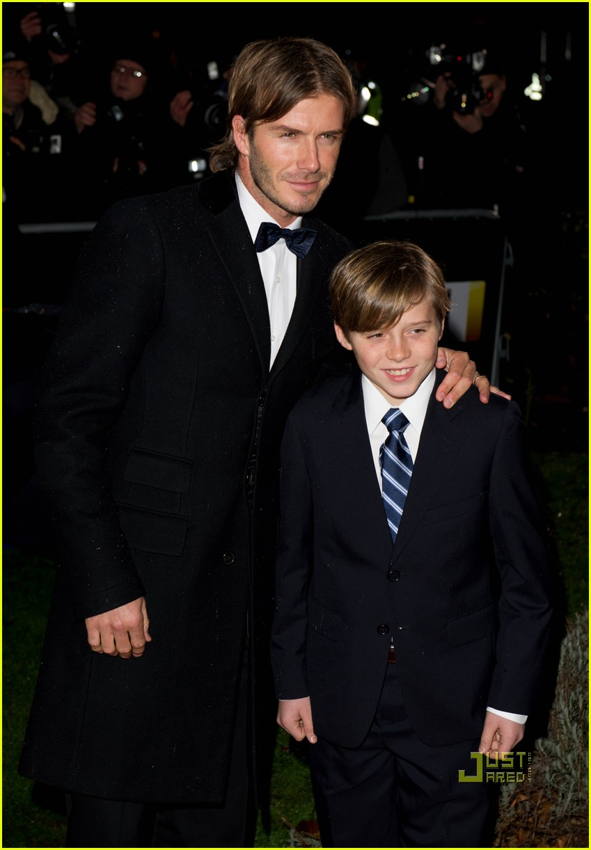 david beckham brooklyn sun military awards 072504000