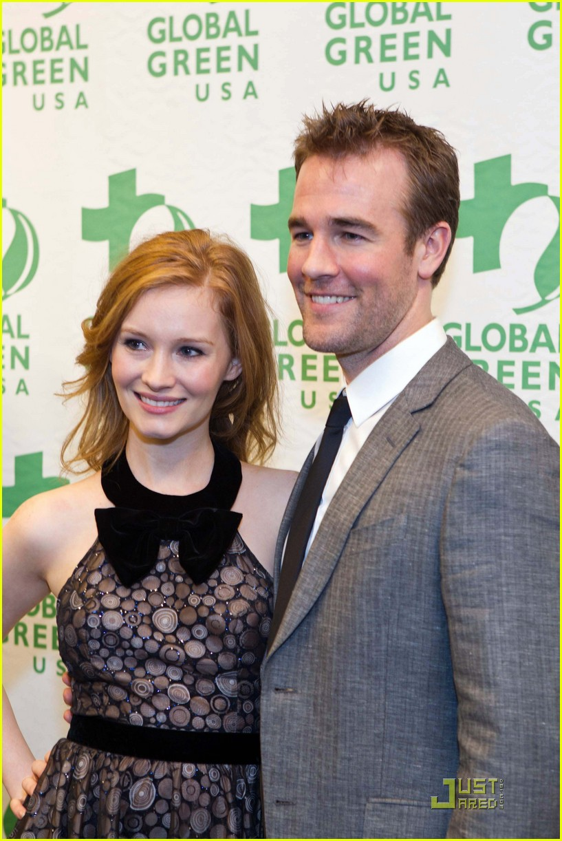 james van der beek global green 052503878