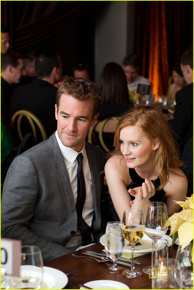 james van der beek global green 062503879