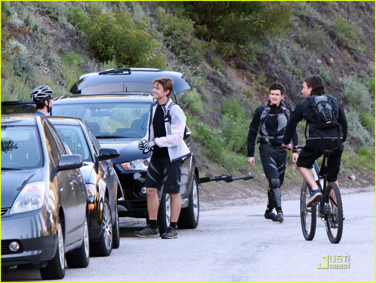 orlando bloom biker boy 112506881