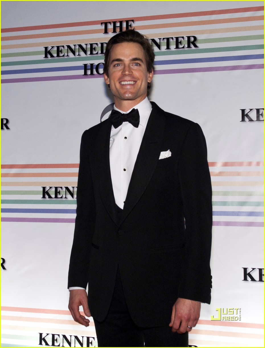 matt bomer matthew morrison kennedy center honors 06