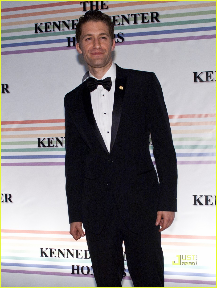 matt bomer matthew morrison kennedy center honors 082501431