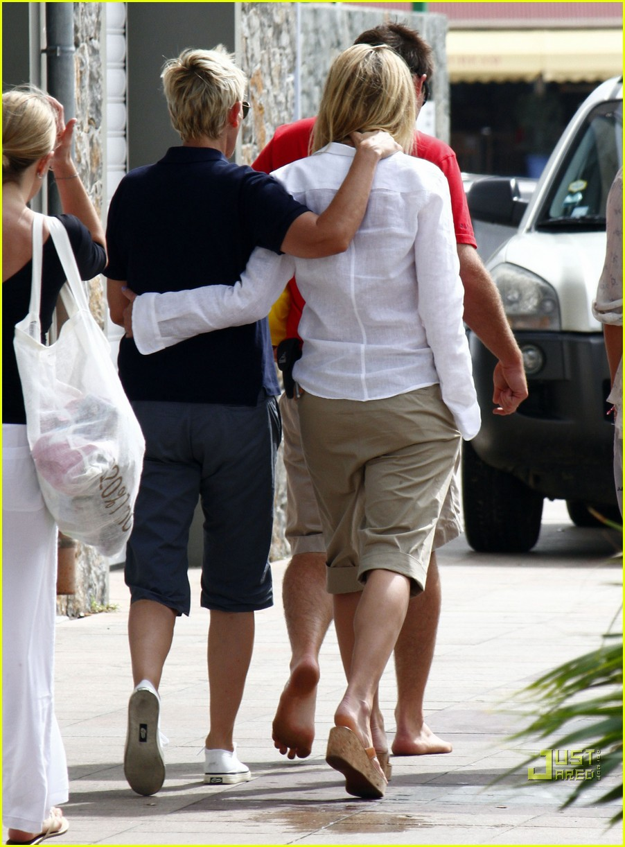 ellen degeneres portia de rossi happy together 03