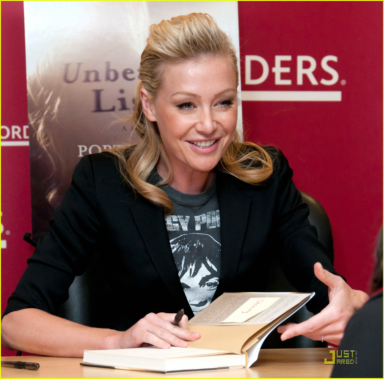 Portia De Rossi Anorexia: Portia De Rossi: Anorexia Was My First Love: Photo 2501897