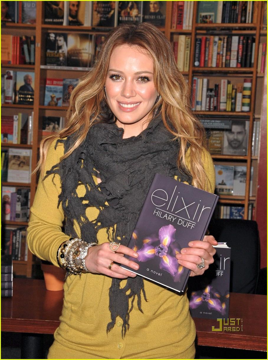 Hilary Duff: Elixir 38
