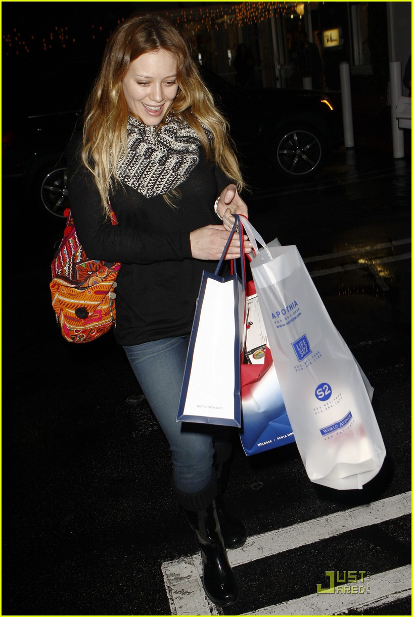 hilary duff fred 042505714