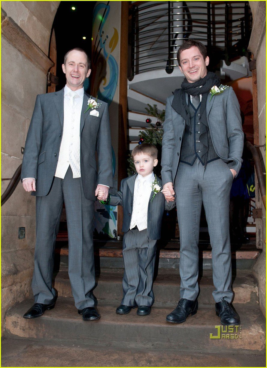 elijah wood dominic monaghan billy boyd wedding 01