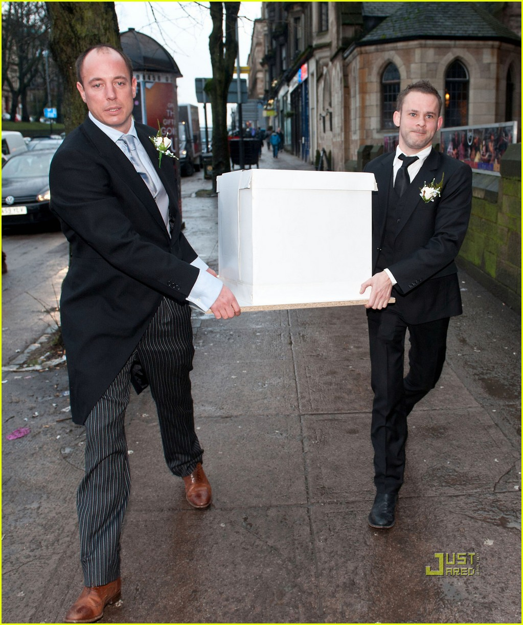 elijah wood dominic monaghan billy boyd wedding 022506987