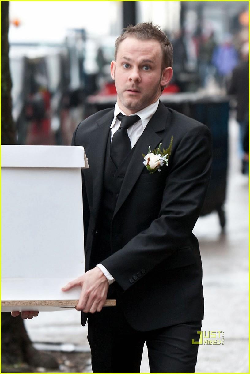 elijah wood dominic monaghan billy boyd wedding 062506991