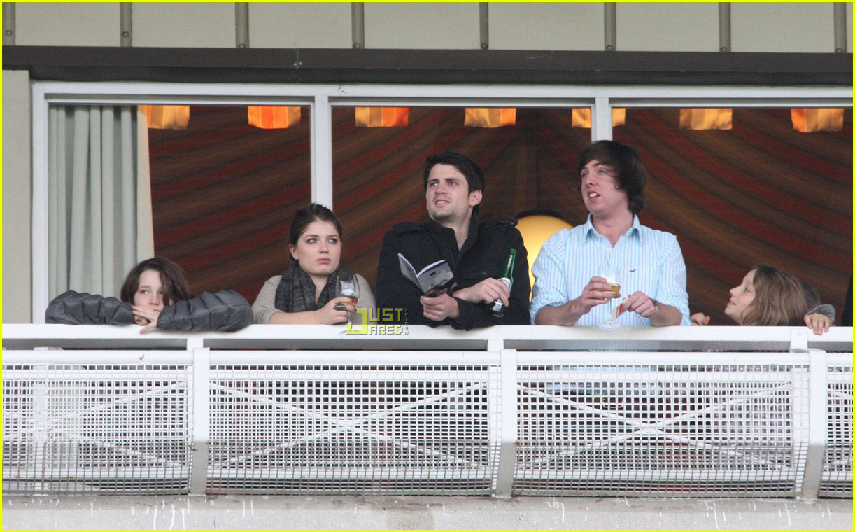 James Lafferty 2010James Lafferty And Eve Hewson