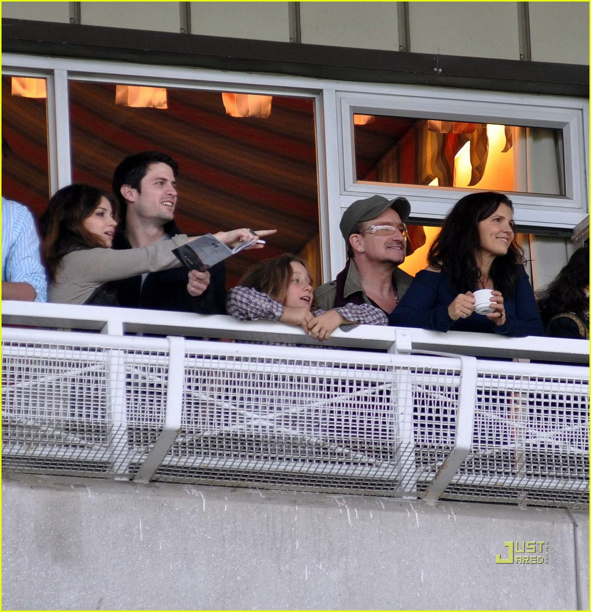 james lafferty eve hewson bono 132506977