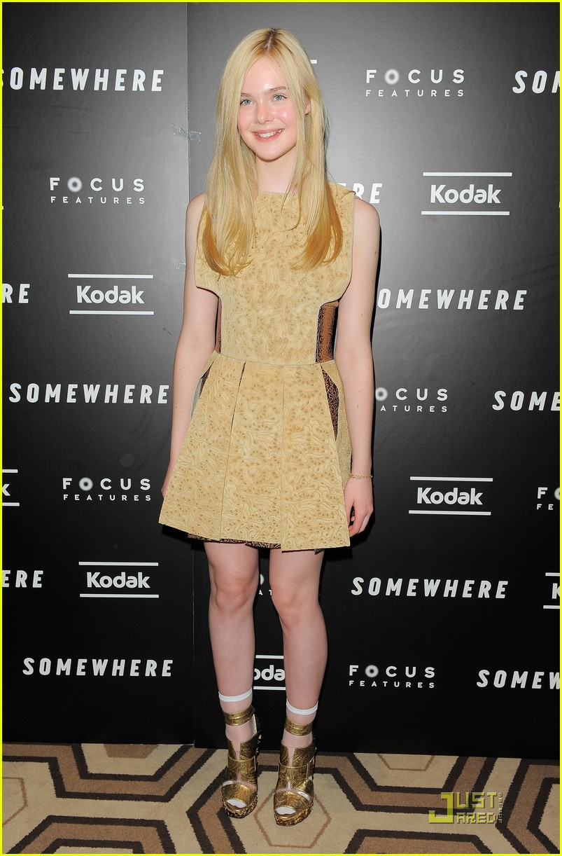 elle fanning somewhere nyc premiere 052503129