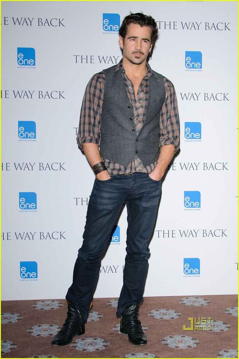 colin farrell jim sturgess the way back photo call 01