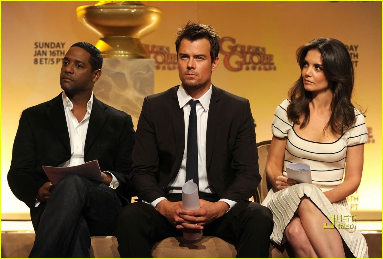 katie holmes golden globe nomination announcement 07