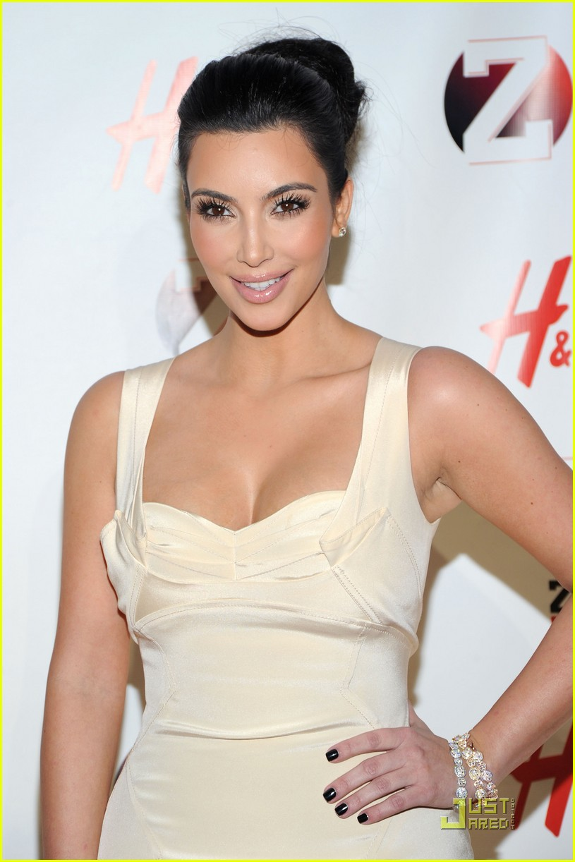 kim kardashian z100 jingle ball 2010 03